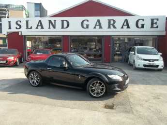 Mazda MX-5 2.0i Venture Edition 2dr Convertible Petrol Black at Island Garage Stafford